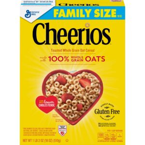 Cheerios Family Size 18 oz