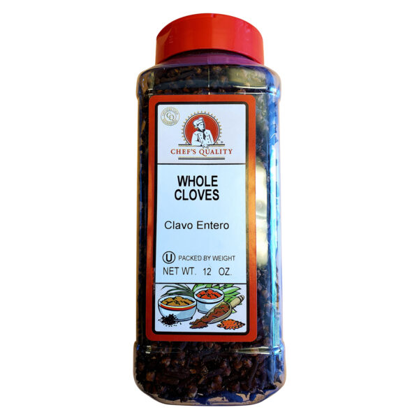 Chefs Quality Whole Cloves