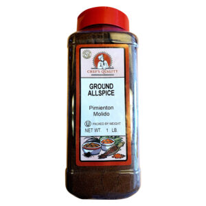 Chefs quality ground allspice