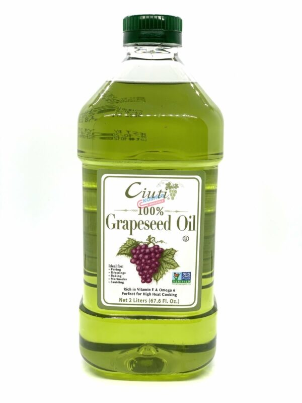 Ciuti Grapeseed Oil 3 liter