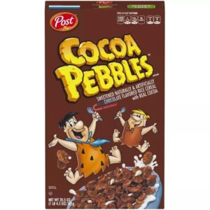 Cocoa Pebbles Family Size 20.5 oz