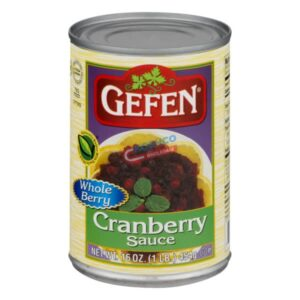 Gefen Cranberry WHole 1