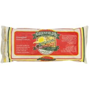Greenfields Toasted Egg Farfel