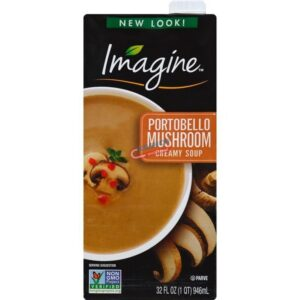 IMagine Portabello MUshroom Soup