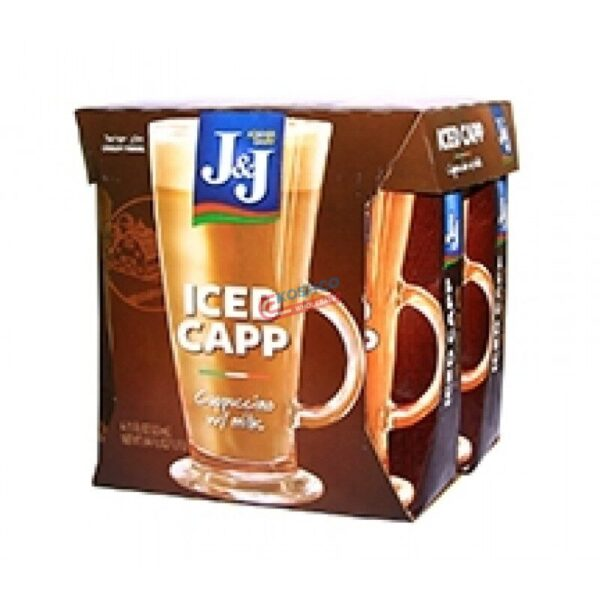 J and J Iced Cappuccino