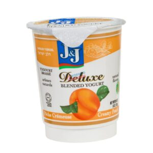 J and J Peach Deluxe