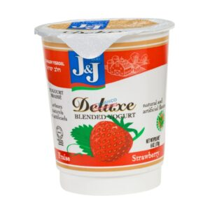 J and J Strawberry Deluxe