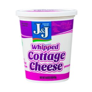 J and J Whipped Cottage Cheese