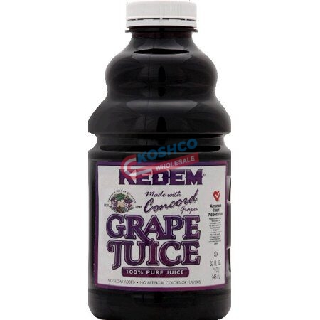 Kedem Concord Grape juice 32 oz