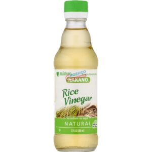 Nakano Unseasoned Rice Vinegar 12 oz 1