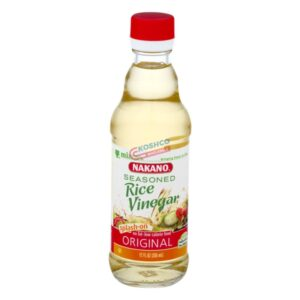 Nakano Unseasoned Rice Vinegar 12 oz