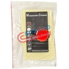 Natural and Kosher Mozarella Sliced 6 oz