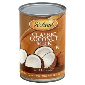 Roland Classic Coconut Milk 13.5 oz 4 pack