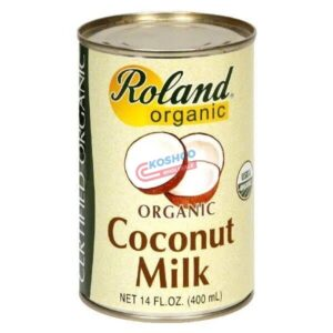 Roland Organic Coconut Milk 4 pack 13.5 oz