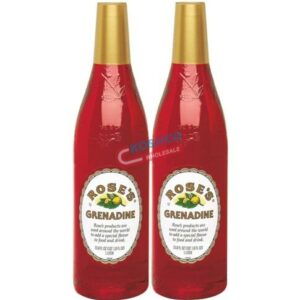 Rose Grenadine 2 Pack