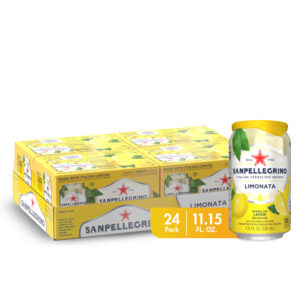 San Pellegrino Limonata 330 ml 24 pack