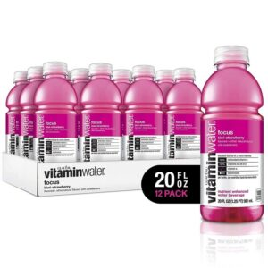 Vitamin Water Focus 20oz