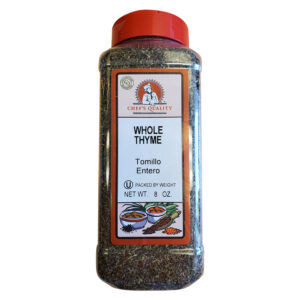 chefs quality whole thyme
