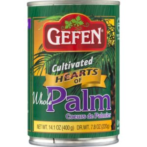 gefen whole hearts of palm
