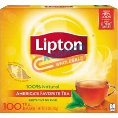 liptonoriginalflavoredregularteabags100ct4100010950