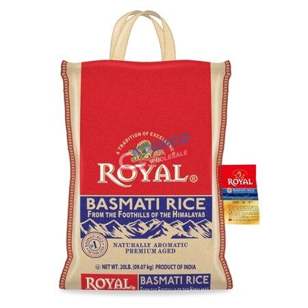 royalbasmatirice20poundbag000745042112013