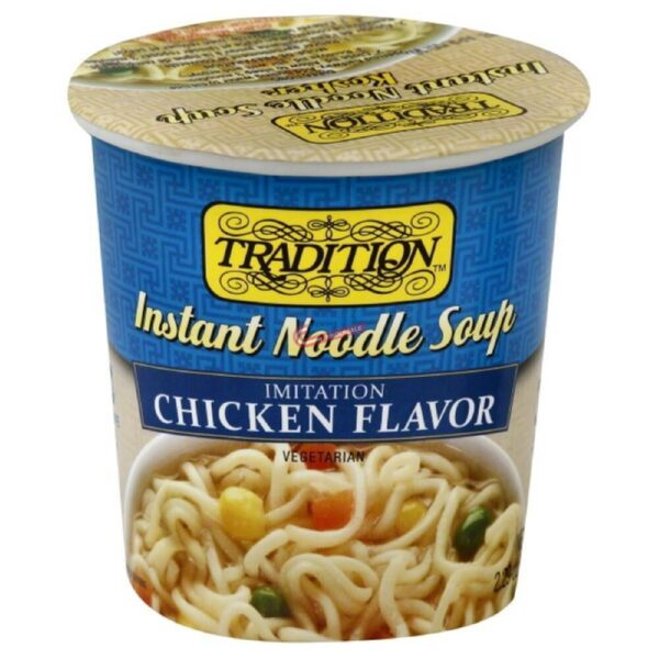tradition chicken flavor soup