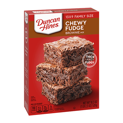 duncan-hines-chewy-fudge-brownie-mix