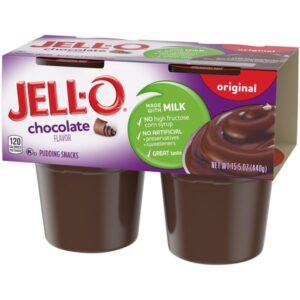 jello-chocolate