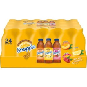 snappleteavareity