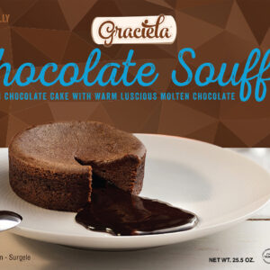 Chantilly - Chocolate Souffle Package Design copy